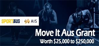 Move It Aus - Engaging inactive Australians to get active in their community