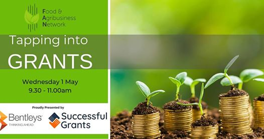 Tapping into Grants